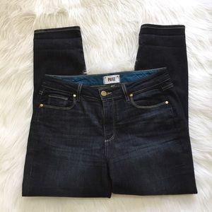 Paige Callie Crop Stretch Jeans